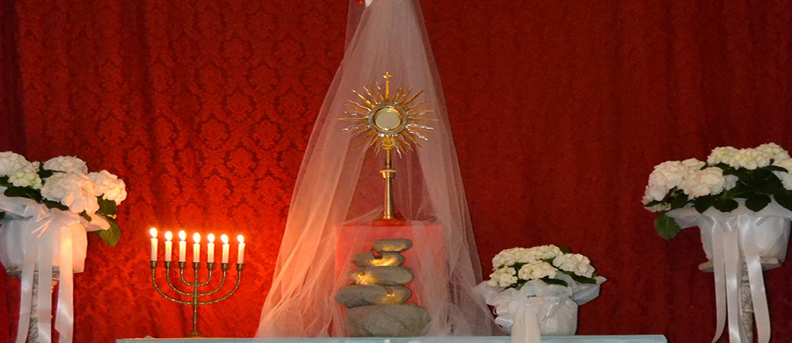 Altare della Reposizione 2016