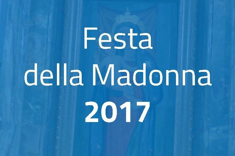 Festa della Madonna 2017