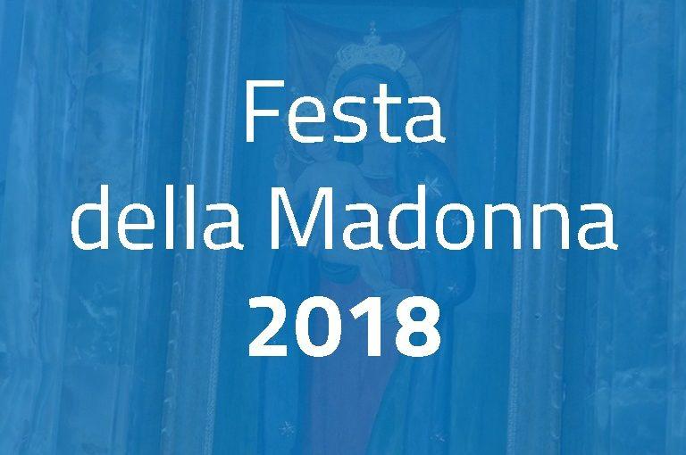 Festa della Madonna 2018
