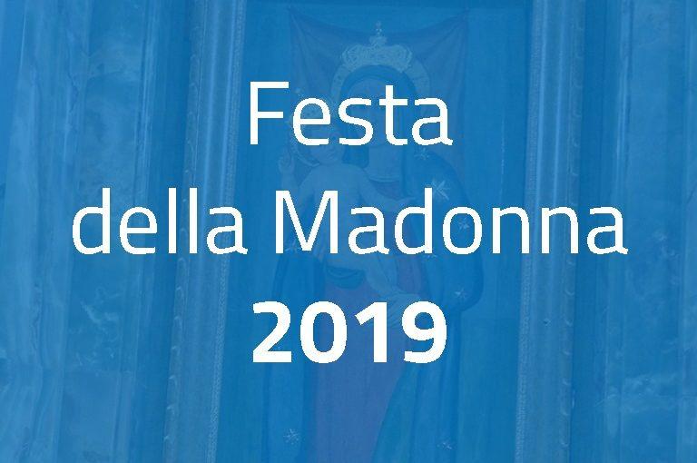 Festa della Madonna 2019