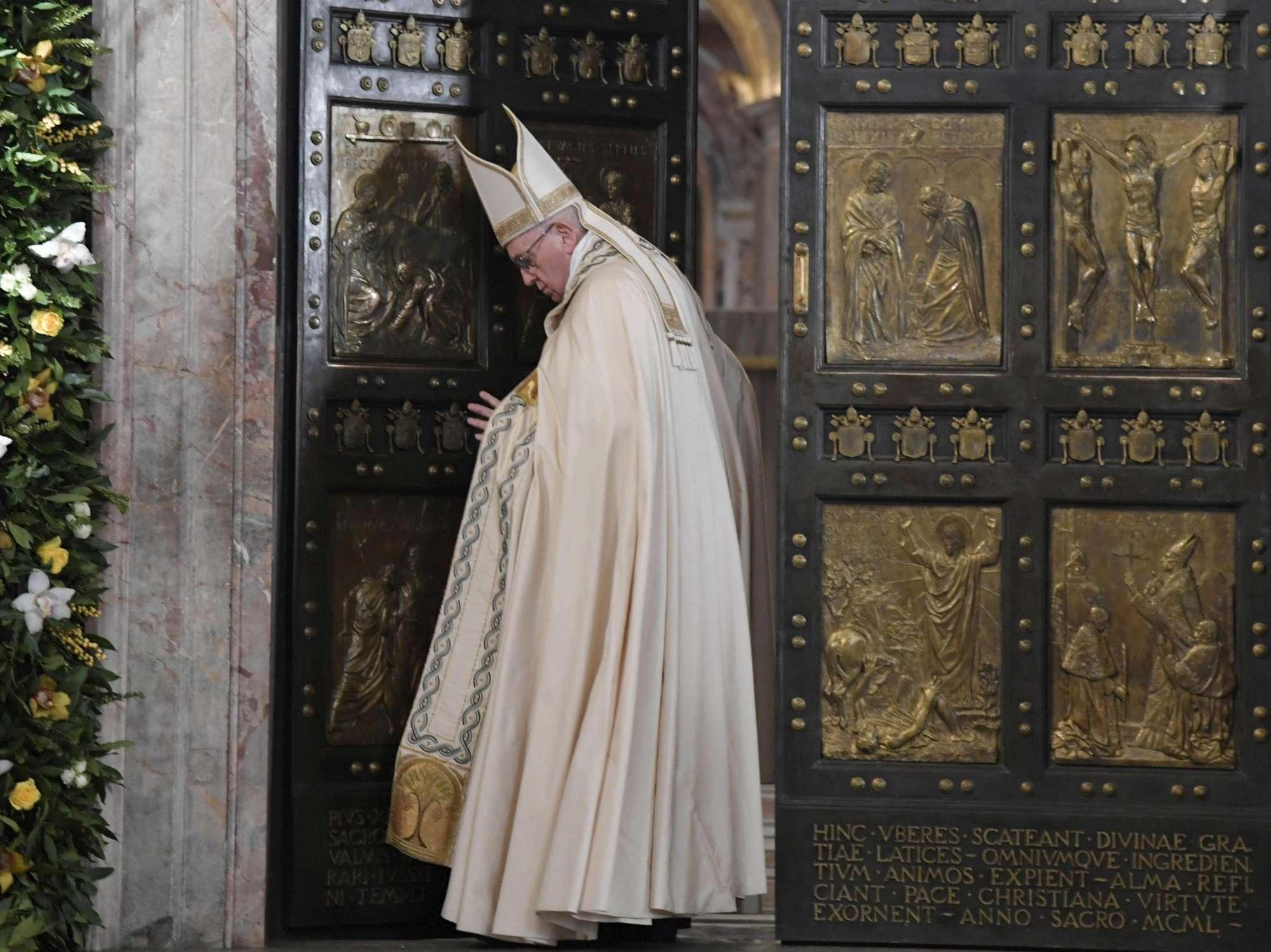 Papa Francesco: omelia della Celebrazione Eucaristica di chiusura del Giubileo della Misericordia