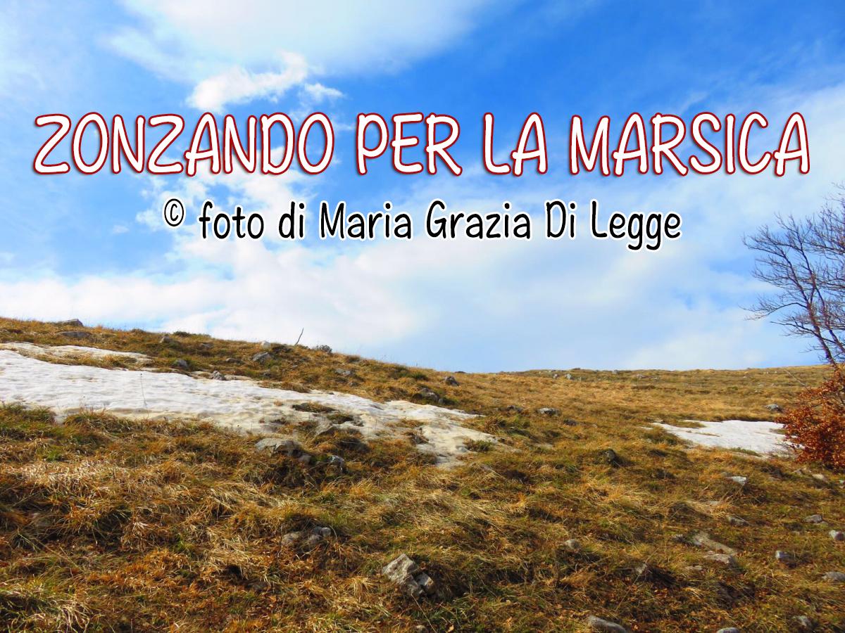 ZONZANDO PER LA MARSICA