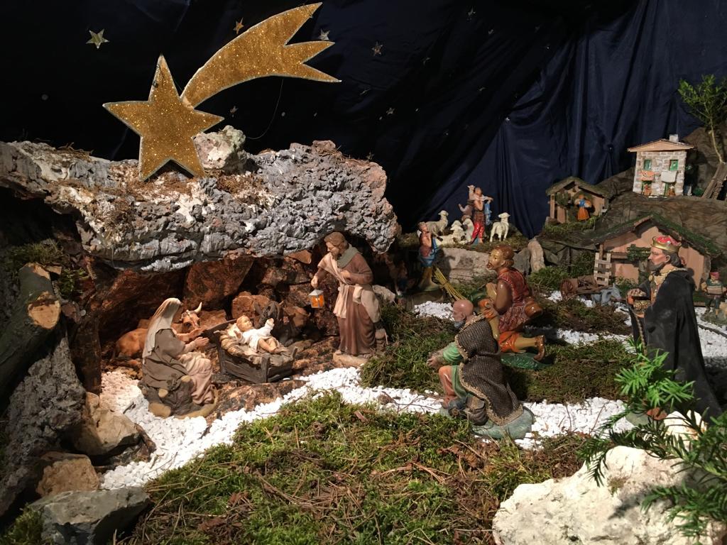Natale 2017: Il presepe