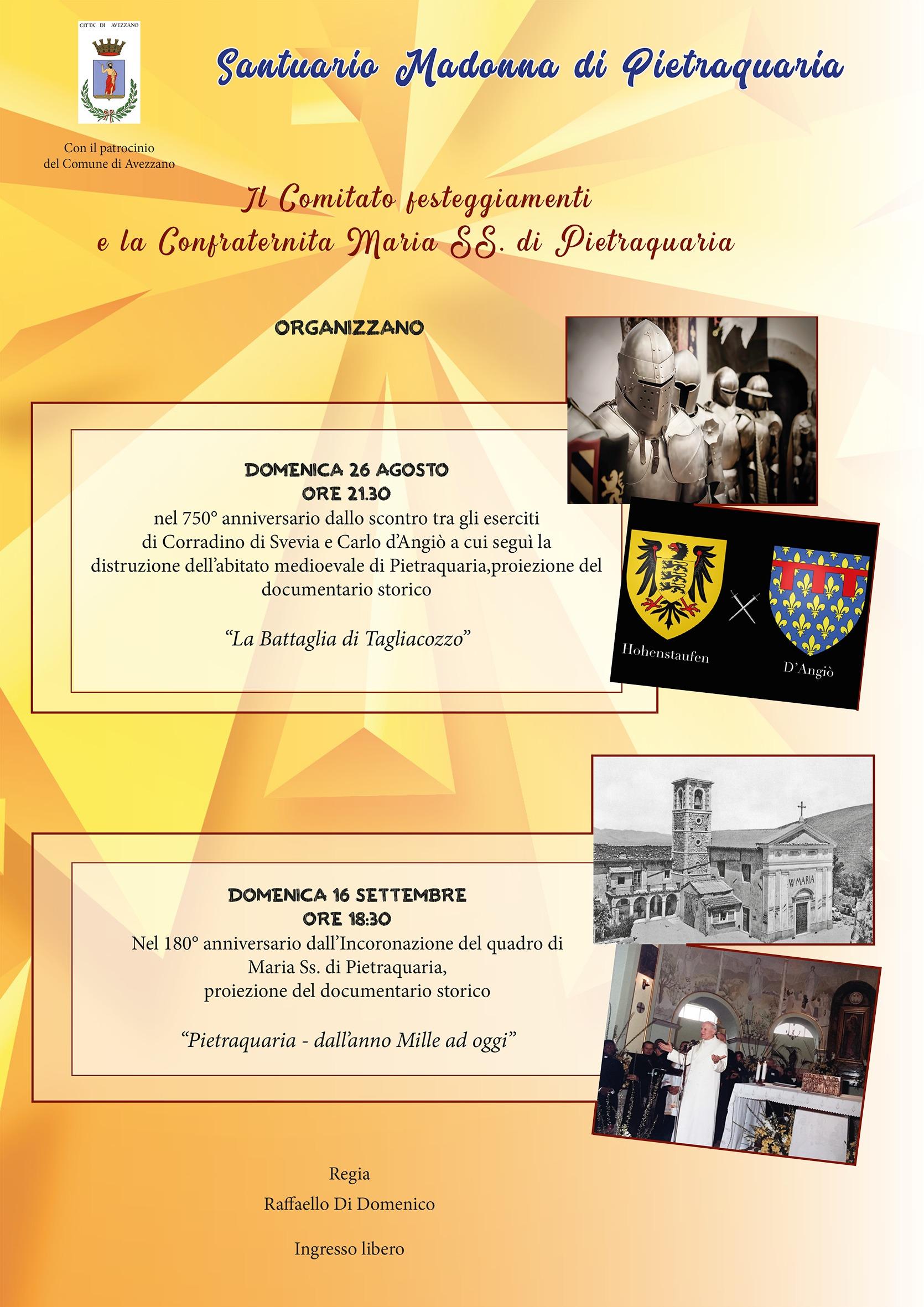 Documentario storico sulla Battaglia dei Piani Palentini