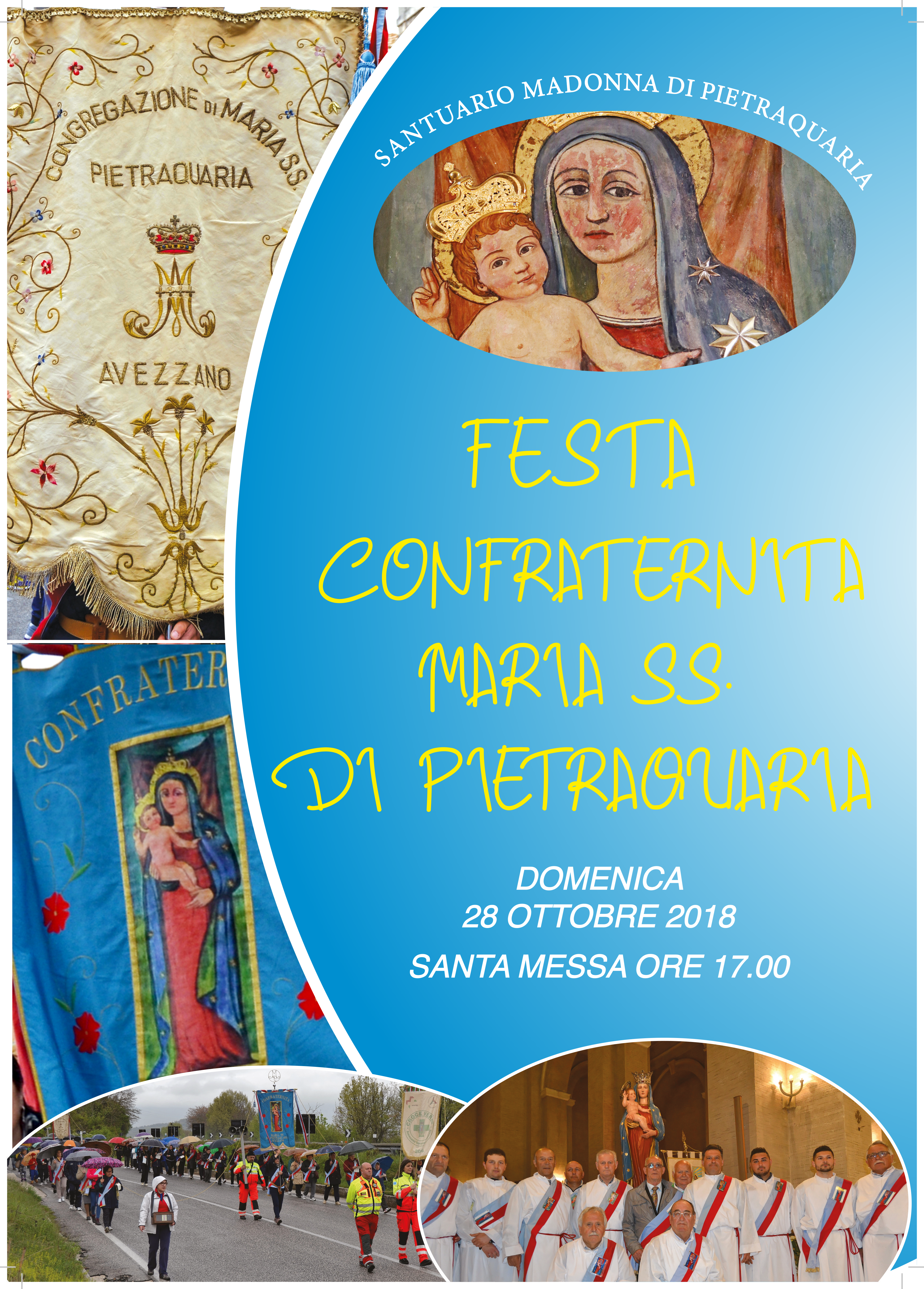 Festa Confraternita 2018