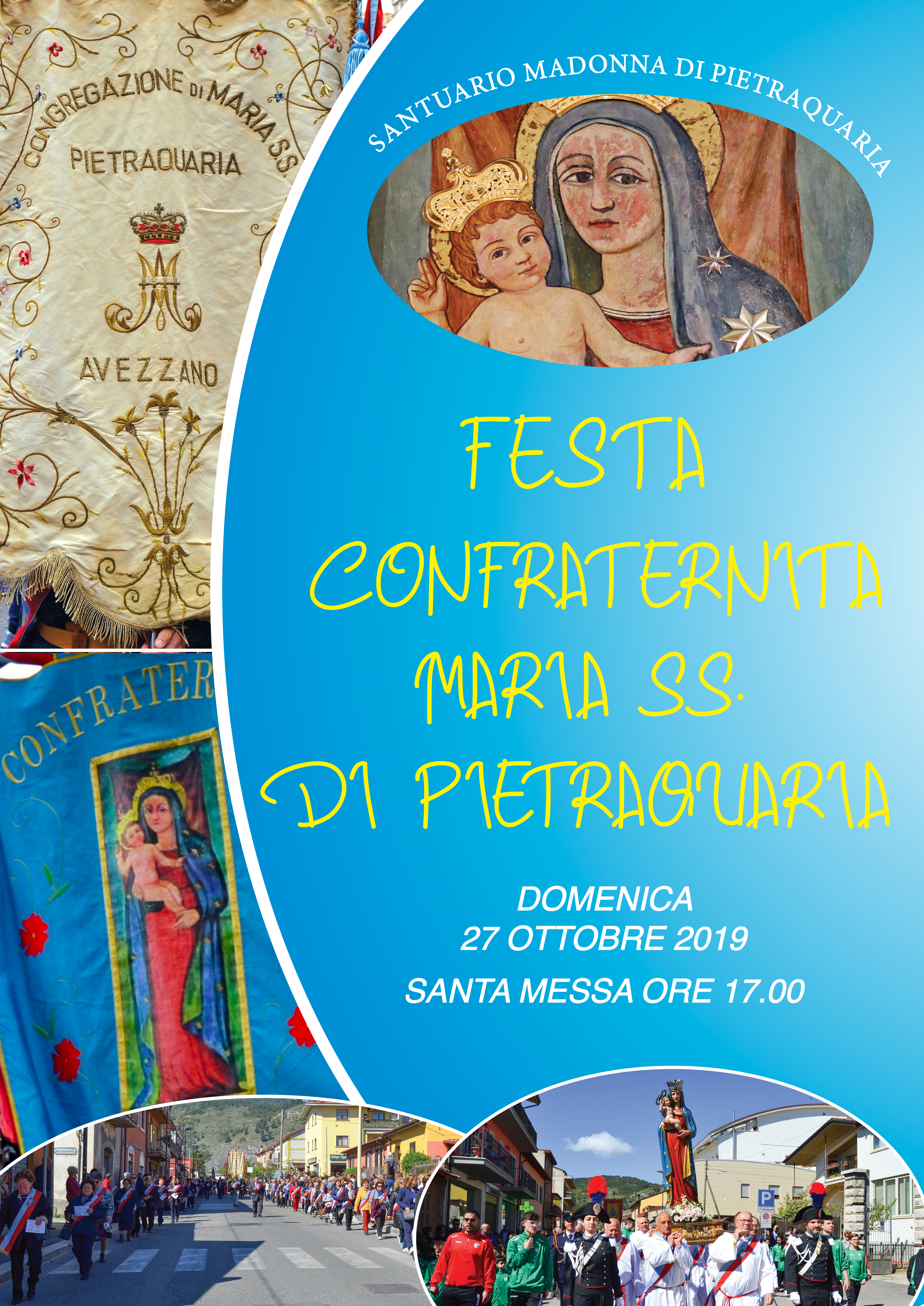 Festa della Confraternita 2019